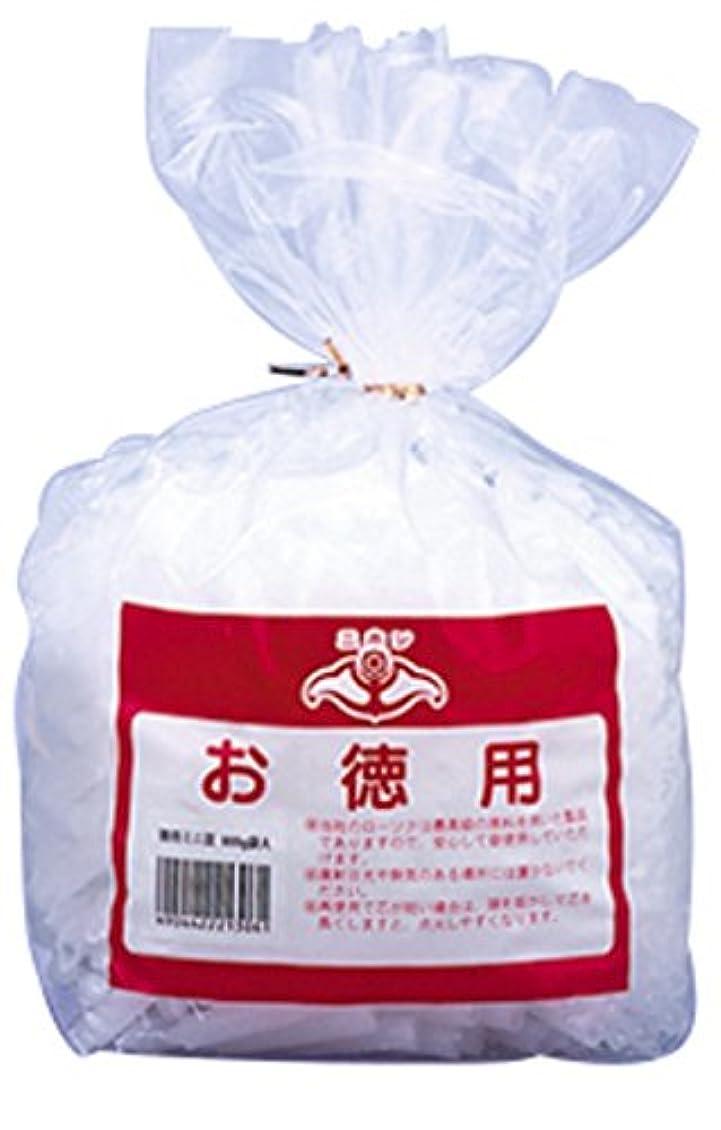 制裁長々と副産物ニホンローソク 徳用ミニ豆 900g