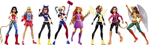 "DC Super Hero Girls Wonder Woman 6"" Action Figure"