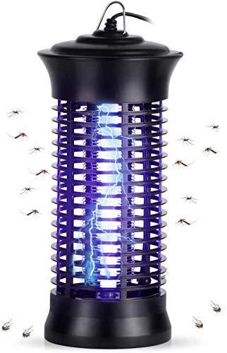 Feizhibo Lampara Anti-Mosquitos, Lámpara Mosquito Electrico, Lámpara Mata Insectos Electrico Lámpara Anti Mosquitos UV Mosquitera Eléctrica contra Mosquitos, Polillas y mas Insectos