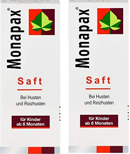 Monapax Hustensaft 2er Set: (2 x 150 ml)