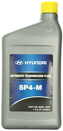 HYUNDAI Genuine 00232-19057 Automatic Transmission Fluid