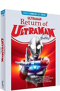 Return of Ultraman - The Complete Series [Blu-ray]