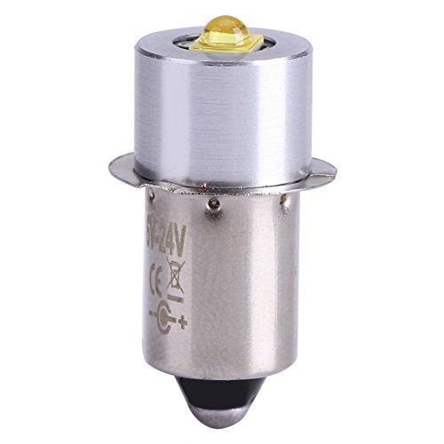 Garosa 5 Watt 6-24 V P13.5S Taschenlampe Birne Metall LED Ersatz Glühbirne Außen Hohe Helle Wandern Camping Angeln Outdoor Lampe Lichter