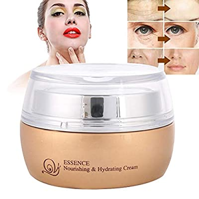 Anti-Wrinkle Cream, Moisturizing and Nourishing, Reduce Wrinkles and Fine Lines, Rejuvenate your skin, Anti Age - 50ml by Alucy