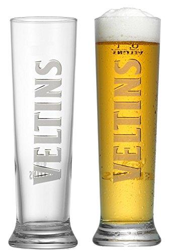 Veltins 6 Exclusiv Szene-Glas Szene Gläser 0,40l