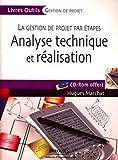 Analyse technique et réalisation - La gestion de projet par étapes