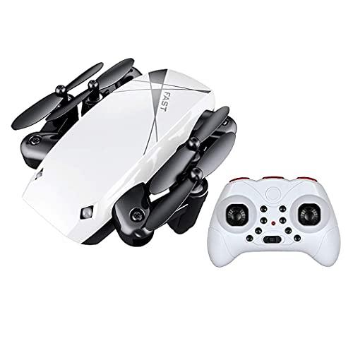 zmigrapddn Drone S9 con cámara 2.4G Quadcopter Plegable Mini RC Drone, Accesorios de Repuesto RC ( Color : White )