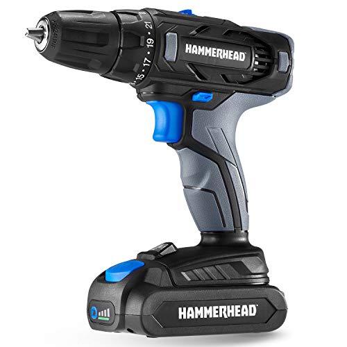 Taladro 2 Velocidades marca Hammerhead