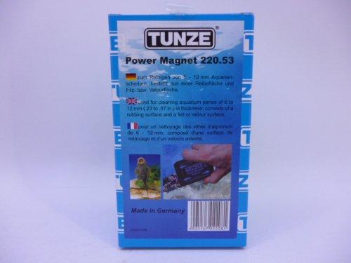 Tunze Power Magnet bis 12mm, Algenmagnet