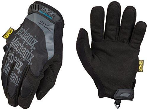 Mechanix Wear - Original Insulated Winter Gloves (Medium, Black)