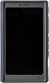 ラスタバナナ NW-A30シリーズ用液晶保護ガラス付きハイブリッドケース(ブラックブルー)RASTA BANANA CP-NWA30C1/A