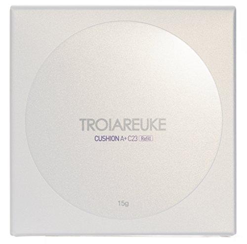 [Troiareuke] A Cushion (Acsen Cushion (Acne + Sensitive)) foundation refill 15g ((#23 Natural Beige))