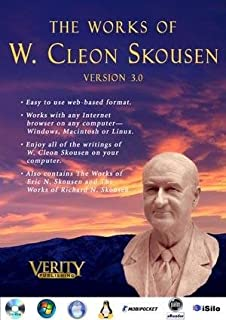 THE WORKS OF W. CLEON SKOUSEN ON CD-ROM VERSION 3.0