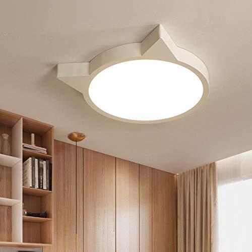 Moderne LED slaapkamer plafondlamp 50 × 50 cm 36 W 111 V ~ 240 V montage draad lamp voor kinderkamer garderobe plafondlamp voor woonkamer
