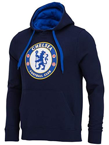Kapuzensweatshirt Chelsea FC - Offizielle Sammlung - Herrengröße L