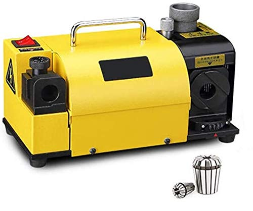 MXBAOHENG MR-13A Drill Bits Sharpener Grinder Grinding Machine for High-Speed Steel/Carbide 2-13 mm...
