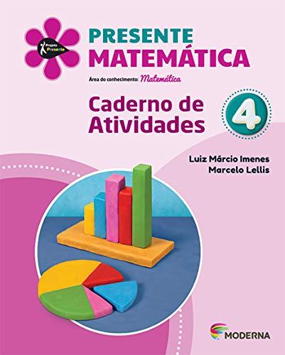 Presente Mat 4 Edição 5 Caderno