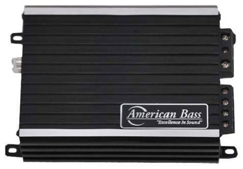 American Bass PH1600MD - 1 Channel 1600W 1 OHM Stable Amplifier 800W RMS