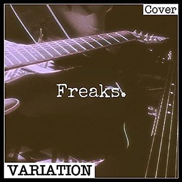 Freaks (Cover)