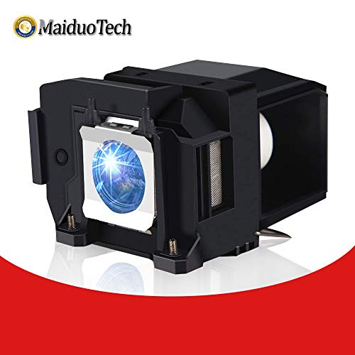 Replacement Projector Lamp for Epson ELPLP85 / V13H010L85 PowerLite Home Cinema 3500 3100 3000 3600e 3700 3900 EH-TW6600 EH-TW6800 EH-TW6700 EH-TW6600W Projector Bulb with Housing