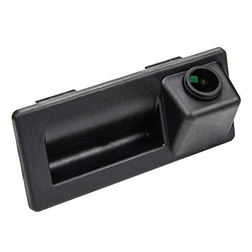 170° HD Griffleiste Kamera 1280x720p Wasserdicht Nachtsicht Rückfahrkamera Distanzlinien Einparkhilfe für A3 8V A4 A5 RS3 S3 2015-2019 Facelift MQB 8V Atlas Skoda Octavia MK3 A7 5E Superb