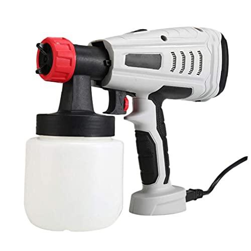 Pulverizador de pintura eléctrico 800W herramienta de pintura para pintar las paredes Herramientas límites máximos de potencia