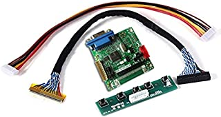 MT6820-B LVDS LCD Monitor Screen Driver Controller Board 5V 10inch- 42 inch for Laptop Computer DIY Kit MT561B Screen Driv...