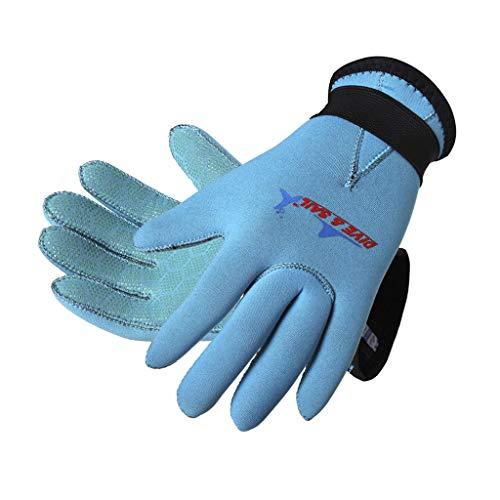 Gogokids Kinder Tauchhandschuhe, Neoprenhandschuhe 3MM Handschuhe für Sport im Wasser Tauchen Segeln Surfen 3-13 Jahre