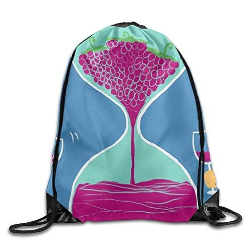 Etryrt Turnbeutel/Bedruckte Sportbeutel, Premium Drawstring Gym Bag, Amazing Animal White Owl Flying Into Water Unisex Home Gym Sack Bag Sport Drawstring Backpack Bag