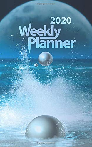 2020 Weekly Planner (5 x 8 In) (Cyberpunk Realm)