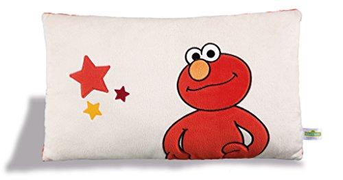 NICI Sesamstraße Kissen, Rot, 43 x 25 cm, 41975