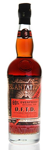 Plantation Plantation Rum O.F.T.D. Overproof Artisanal Rum 69% Vol. 700 ml (Épicerie)