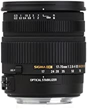 Best sigma dc 17 70mm canon Reviews