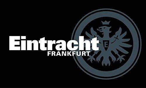Tradecom Eintracht Frankfurt Hissfahne/Flagge (Fahne) mit Ösen