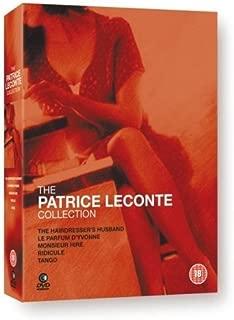 Patrice Leconte Collection - 5-DVD Set ( The Hairdresser's Husband / Le Parfum d'Yvonne / Monsieur Hire / Ridicule / Tango ) ( Le Mari de la coif [ NON-USA FORMAT, PAL, Reg.2 Import - United Kingdom ]