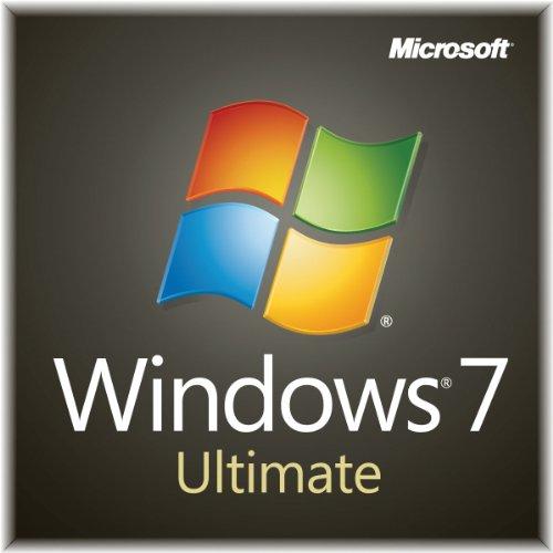 Price comparison product image Windows 7 Ultimate SP1 64bit (Full) System Builder OEM DVD 1 Pack [Old Packaging]