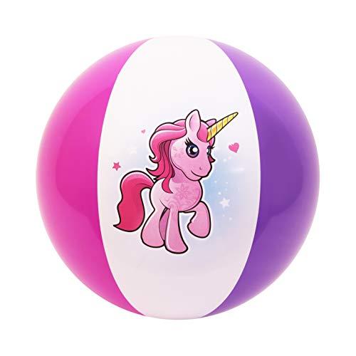 "Coconut Float Unicorn Beach Ball 27"""