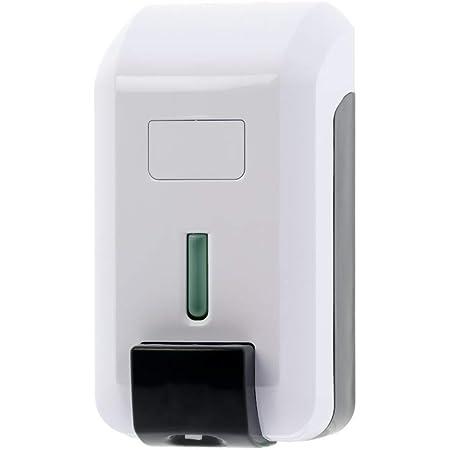 ClimaSpain Dispensador de Gel Hidroalcoholico Manual /· Dosificador de Jabon en Pared de 11 L /· Dispensador de Desinfectante Manos con Sistema de Cierre con Llave