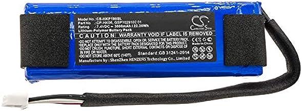 Batería de Repuesto de 3000 mAh para Harman/Kardon Go Play, Harman/Kardon Go Play Mini