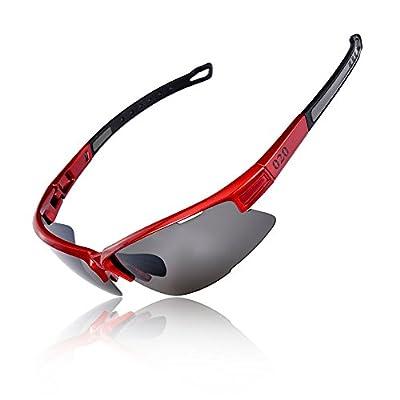 O2O Polarized Sports Sunglasses for Men Women