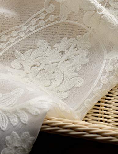 Lactraum Cortina DIY de tela para coser y decorar el salón, color...