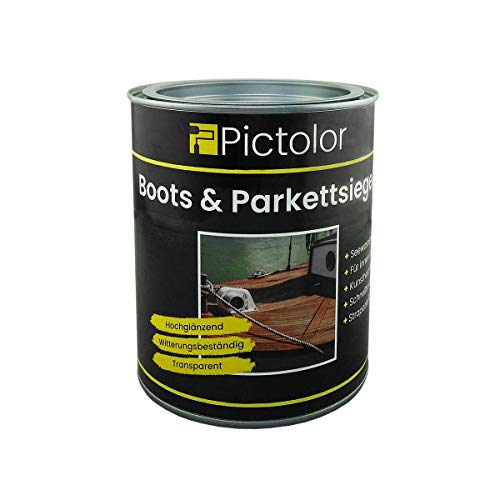Pictolor Boots- und Parkettsiegel 0,75 Liter transparent