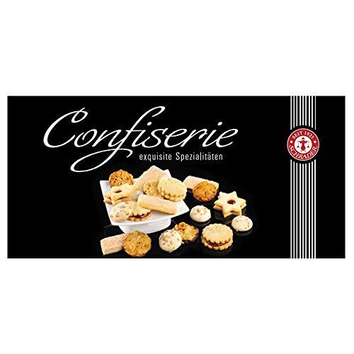 Florentiner - Kekse aus Mandeln, Sahne & edler Zartbitterschokolade - 200g
