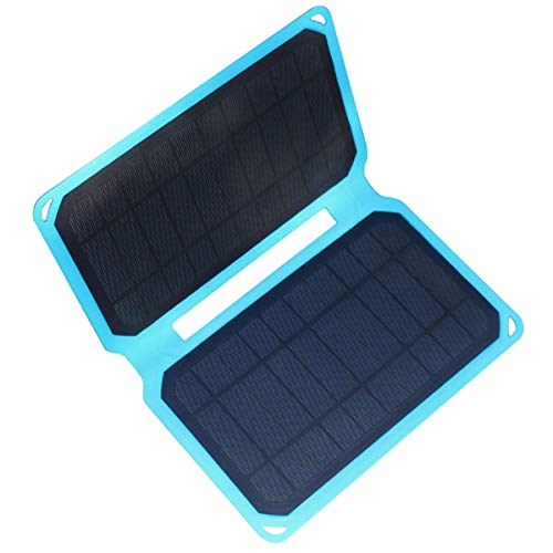 Solar Panel - Camping Solar Panel 10W with USB Port Waterproof Foldable Camping Travel Charger