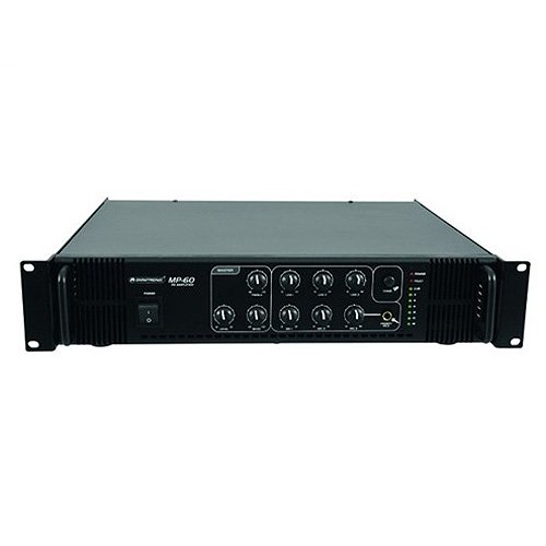 Omnitronic 80709610 MP-60 ELA-Mischverstärker