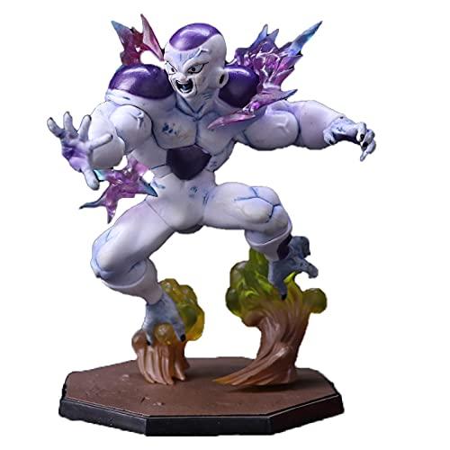 Dragon Ball ZFriezaFreezaGokuJuguetes Figura De Acción 15Cm,Figuras DeModelo DePVCBrinquedosModeloHecho AMano Estatua De Decoración