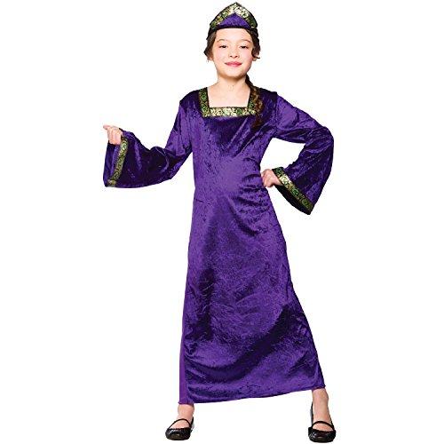 Medieval Princess - Purple