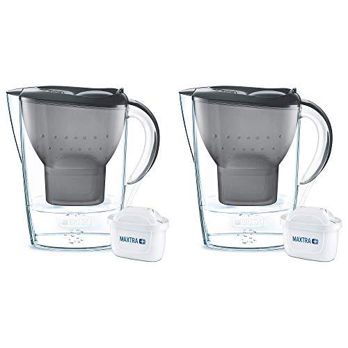 Brita Marella Maxtra+ Water Filter Fridge Jug with 1 Cartridge 2.4L...