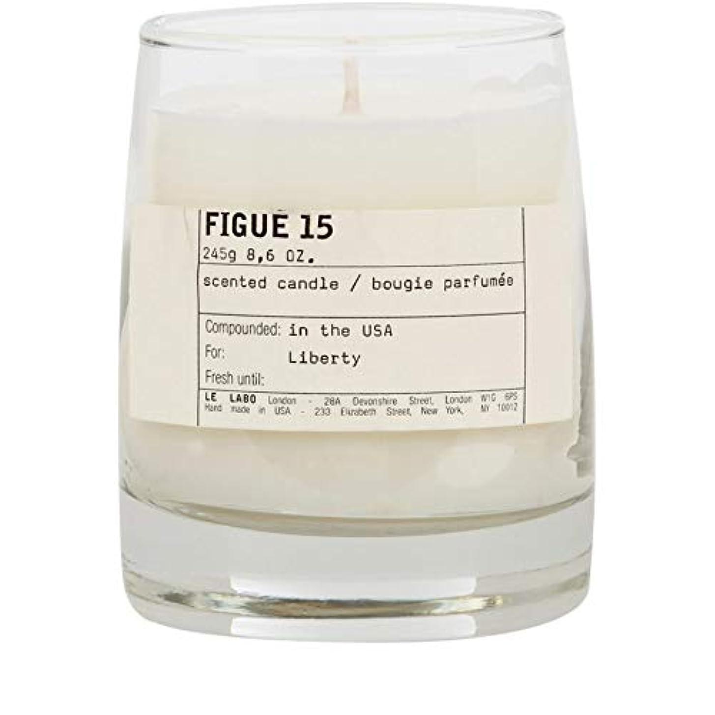 行死ぬリッチ[Le Labo ] ルラボFigue 15キャンドル245グラム - Le Labo Figue 15 Candle 245g [並行輸入品]