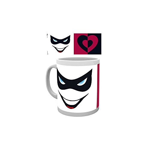 GB Eye, Gotham Girls, Harley Quinn, Tasse,